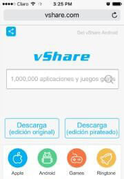vshare service official