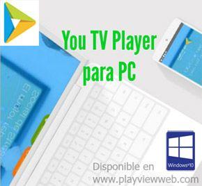 descargar you tv player para pc gratis
